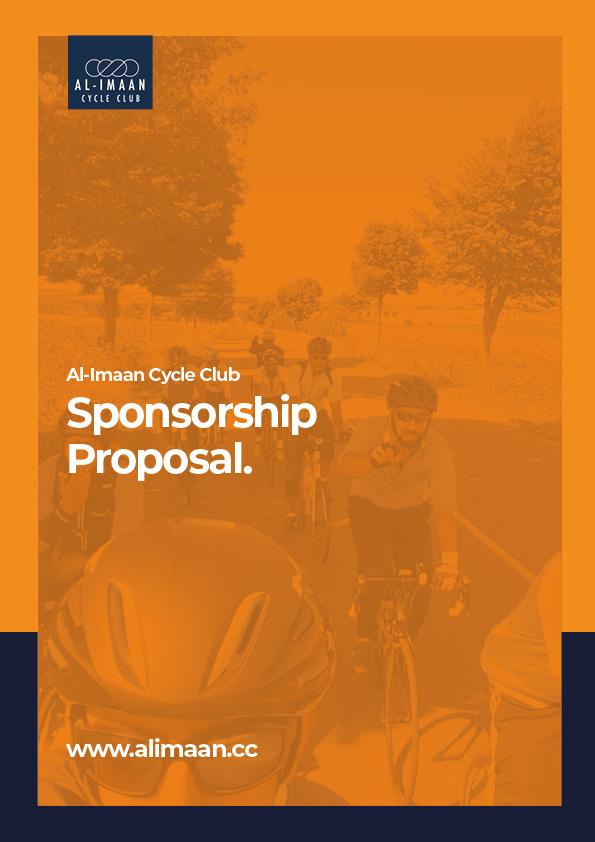Sponsorship   Muslim Cyclists   AICC
