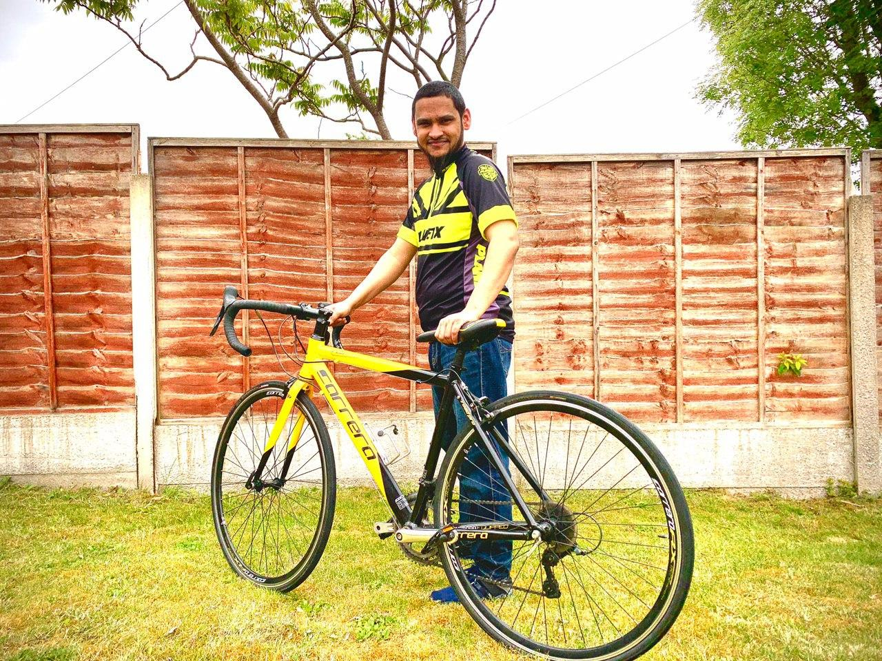 From fat to Fit   Muslim Cyclists   AICC