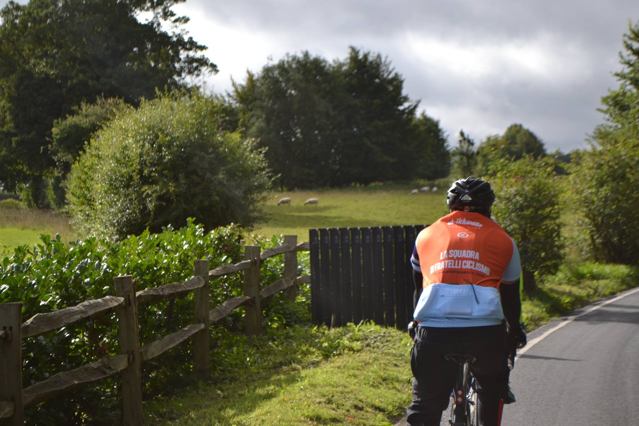 Charity Cycle Ride   Muslim Cyclists   AICC
